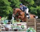Lisa Maria Rudigier klassiert sich bei den Jungen Reitern auf Platz 4
