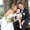 Hochzeit von Olja Sever und Kristijan Strnad