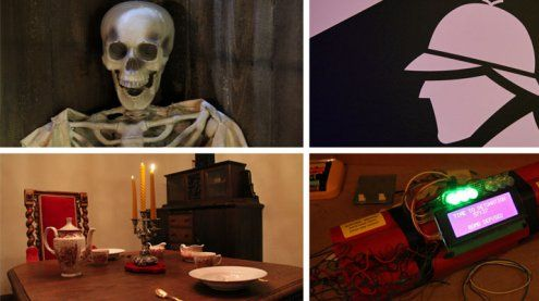 """Secret Room"" & ""Escaperoom"" in Vorarlberg: So funktioniert's!"