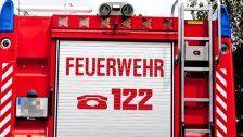 Feuerwehr musste Kompressor löschen