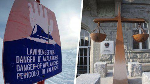 Tödliches Lawinendrama in Zürs: Prozess gegen Bergführer vertagt