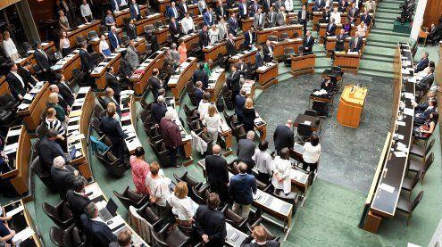 Fremdenrechtspaket scheitert wegen peinlichem Formalfehler