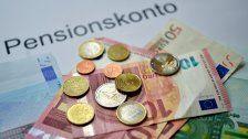 Pensionen über Inflationsrate anheben?
