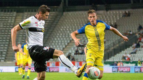 SCR Altach kassiert unglückliche 0:1-Niederlage gegen Tel Aviv
