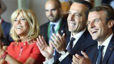 Regierungschefs trafen sich in Salzburg