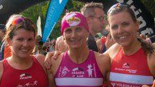 Jannersee: Triathlon-Fest der Extraklasse