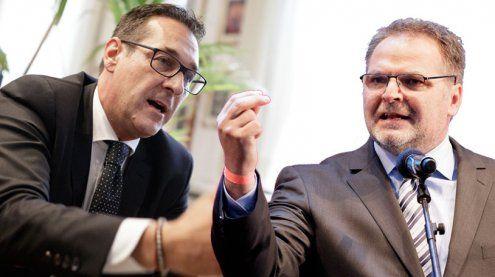 """Mauthausen Komitee warnt vor """"ewig gestriger"""" FPÖ"""