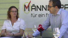 Frauenquote abschaffen - Mannerpartei kandidiert