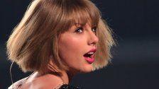 Taylor Swift spendet nach Sieg für guten Zweck