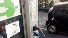 Bisher vier Millionen Euro für E-Autos abgeholt