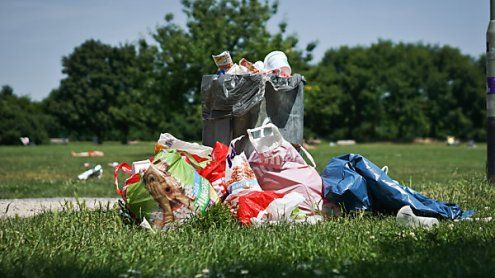 Strafen bis 90 Euro: Land sagt Müllsündern den Kampf an