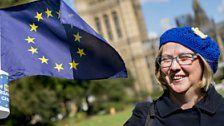 Brexit: Wachsende Zuneigung zu Europa