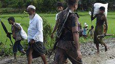 350.000 Euro: Österreich unterstützt Rohingya