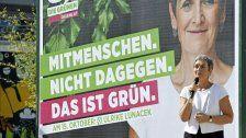 """Die Grünen präsentieren live die """"3. Plakatwelle"""""""