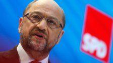 Kann Schulz Parteichef der SPD bleiben?