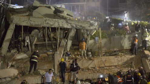 Verheerendes Beben erschüttert Mexiko – schon über 220 Tote