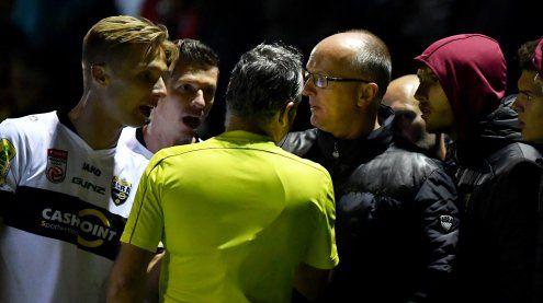 """Altacher nach Rassismus-Eklat im Cup: """"Das war ein Wahnsinn"""""""