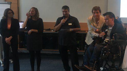 Die Wahl-Veranstaltung für Menschen mit Behinderungen