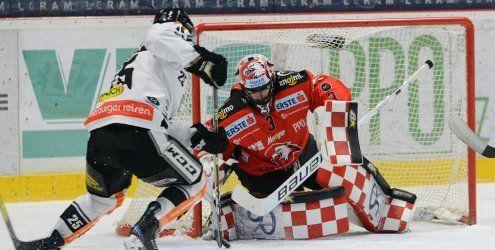 EHC BW Linz vs Dornbirn Bulldogs