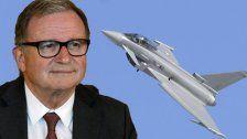 Eurofighter: Airbus kritisiert U-Ausschuss