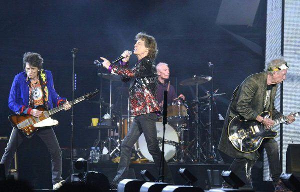 Spektakuläres Rolling Stones-Konzert vor 95.000 Fans in Spielberg