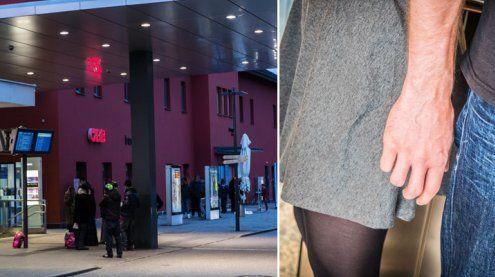 17-Jähriger bedrängt Frau (37), Gruppe attackiert ihren Begleiter
