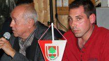 Streitler tritt als Präsident ab, Sieben übernehmen