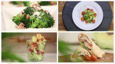 Vier schnelle Gerichte fürs Abendessen