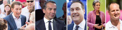 NR-Wahl 2017: Der Wahlkampf im Liveticker