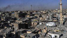 Inoffizielle IS-Hauptstadt Raqqa ist gefallen