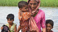 Myanmar versagt im Umgang mit Rohingya
