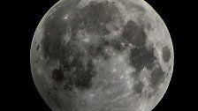 Japan entdeckt eine Höhle auf dem Mond