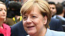 Türkei: Merkel für weniger Vorbeitrittshilfen
