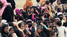 Mehr als eine Million Rohingya-Flüchtlinge
