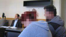 Angeklagt: Mann hält Tochter Messer hin