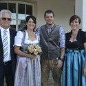 Hochzeit von Nicole Zgaga  und Michael Thurnher