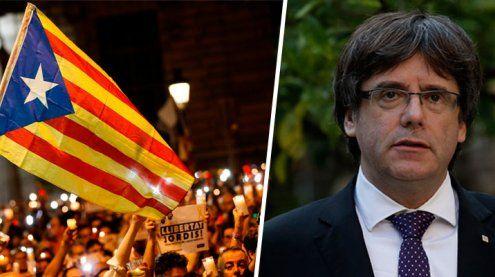 Katalonien wird bei Autonomie-Aus Unabhängigkeit erklären