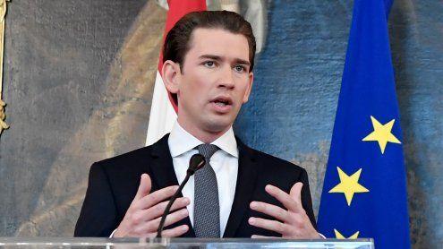 ÖVP-Chef Kurz startet Gespräche: Matthias Strolz kommt als Erster