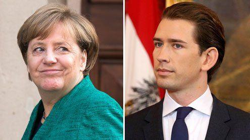 Der Anti-Merkel: Kurz als Vorbild für Europas konservative Kräfte?
