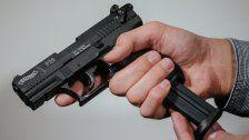 Bregenz: Mann (72) zückt Pistole vor seiner Nichte
